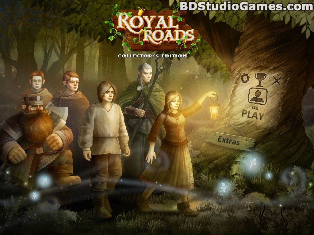 Royal Roads Collector's Edition Screenshots 1