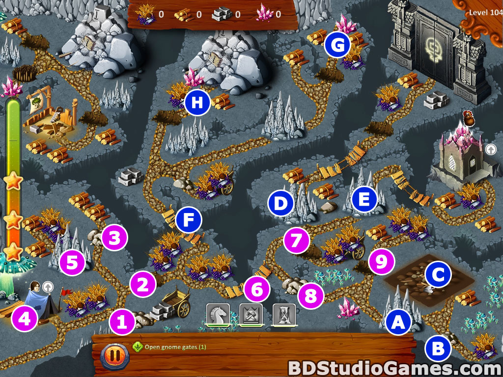 Royal Roads Walkthrough, Guides and Tips Screenshot 104