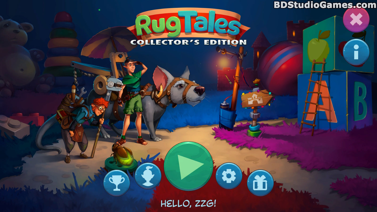 RugTales Collector's Edition Free Download Screenshots 1