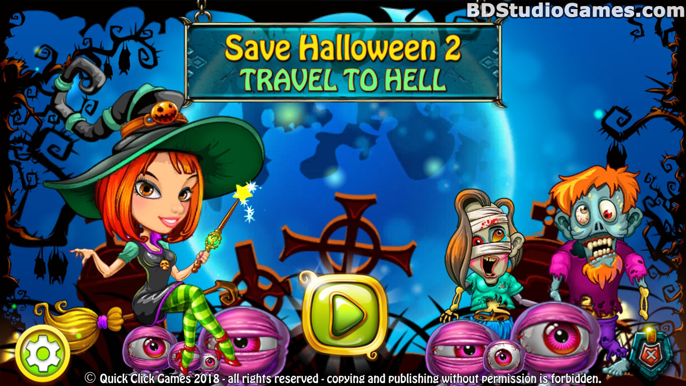 Save Halloween 2: Travel to Hell Free Download Screenshots 1