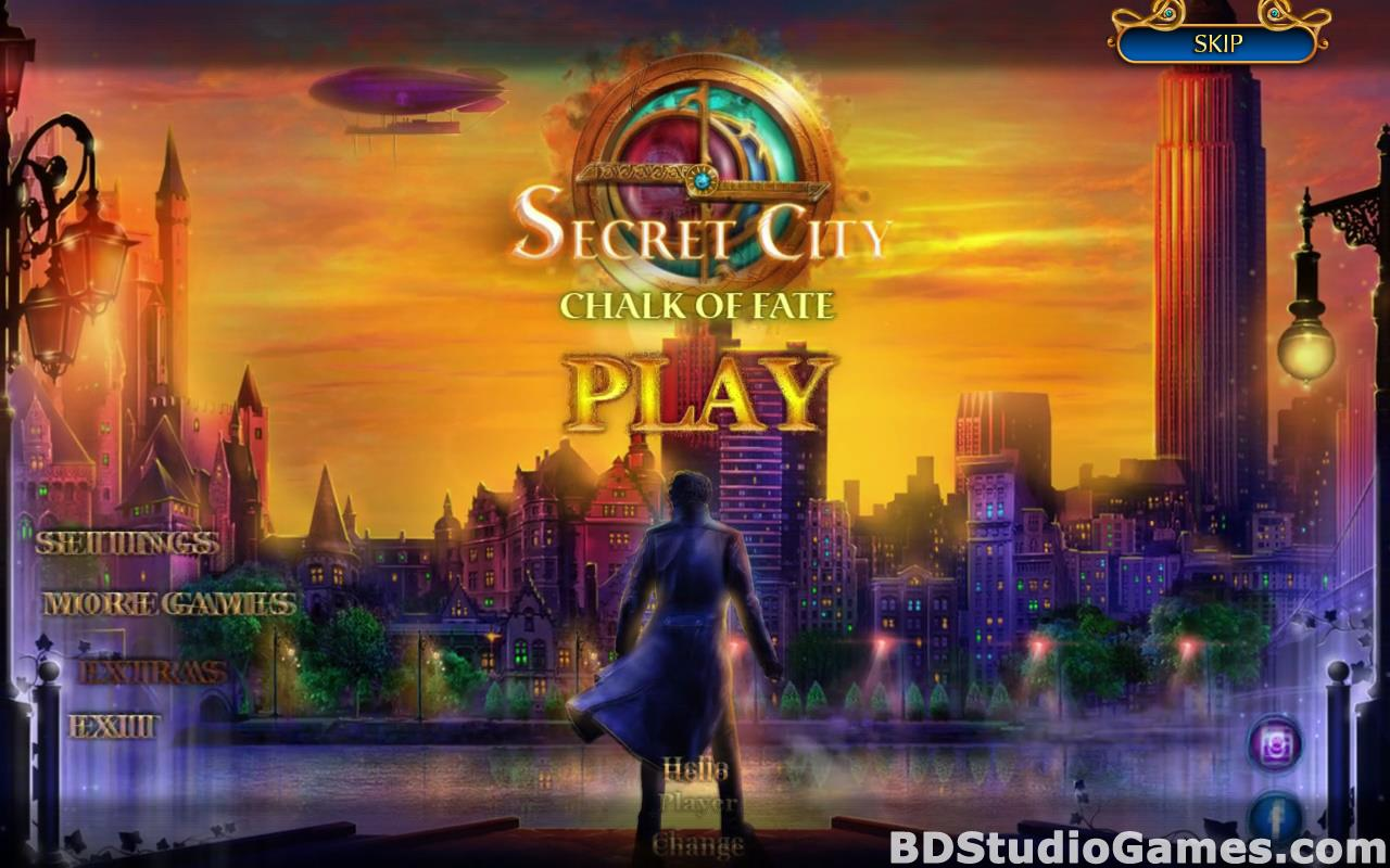 Secret City: Chalk of Fate Beta Edition Free Download Screenshots 02