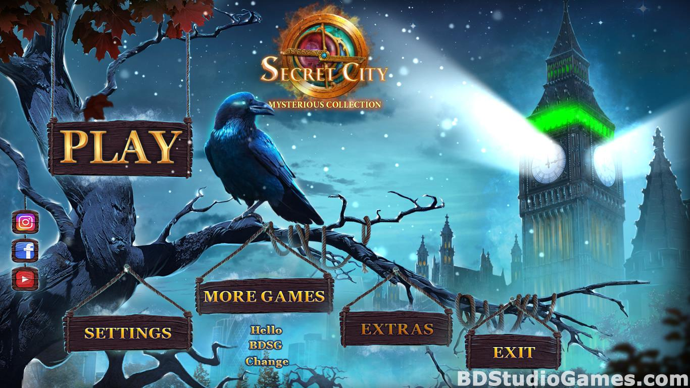 Secret City: Mysterious Collection Collector's Edition Free Download Screenshots 01