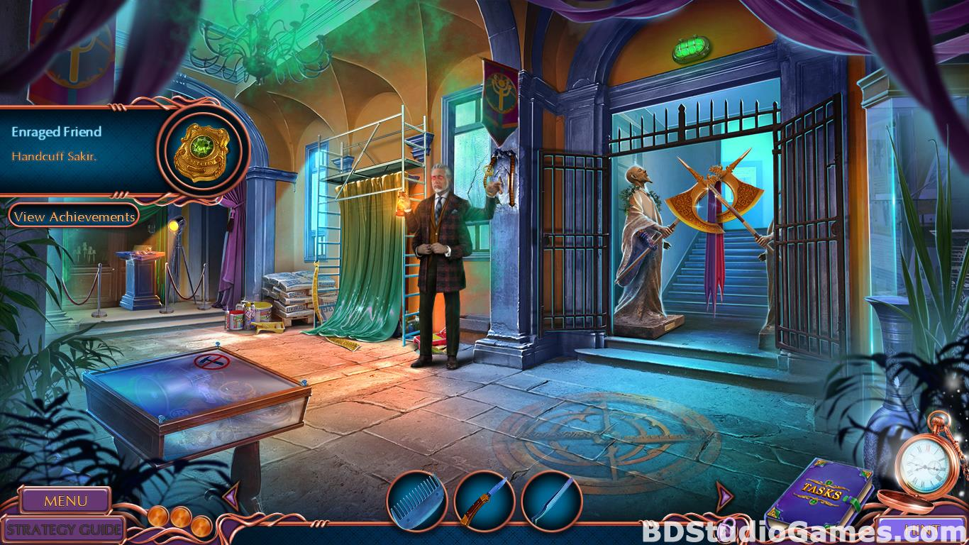 Secret City: Mysterious Collection Collector's Edition Free Download Screenshots 14