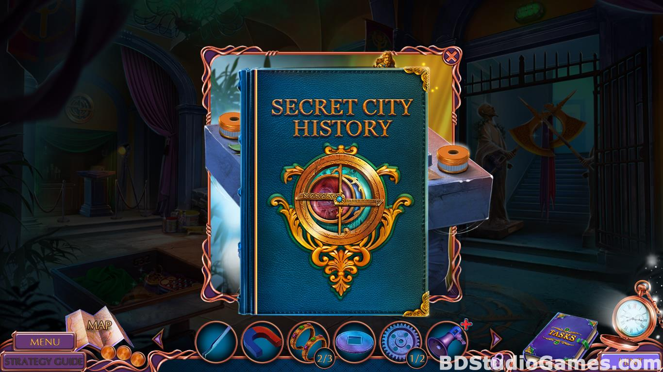 Secret City: Mysterious Collection Collector's Edition Free Download Screenshots 16