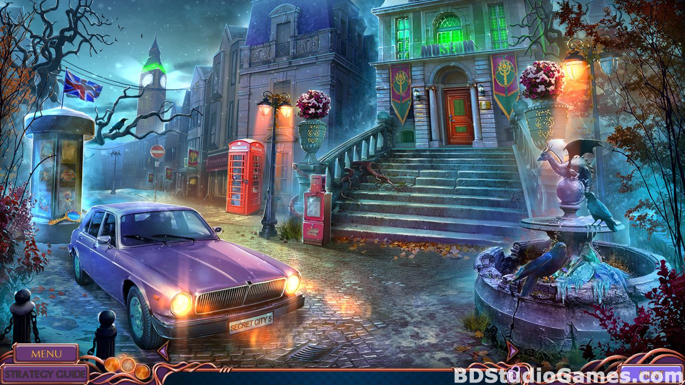 Secret City: Mysterious Collection Collector's Edition Free Download Screenshots 06