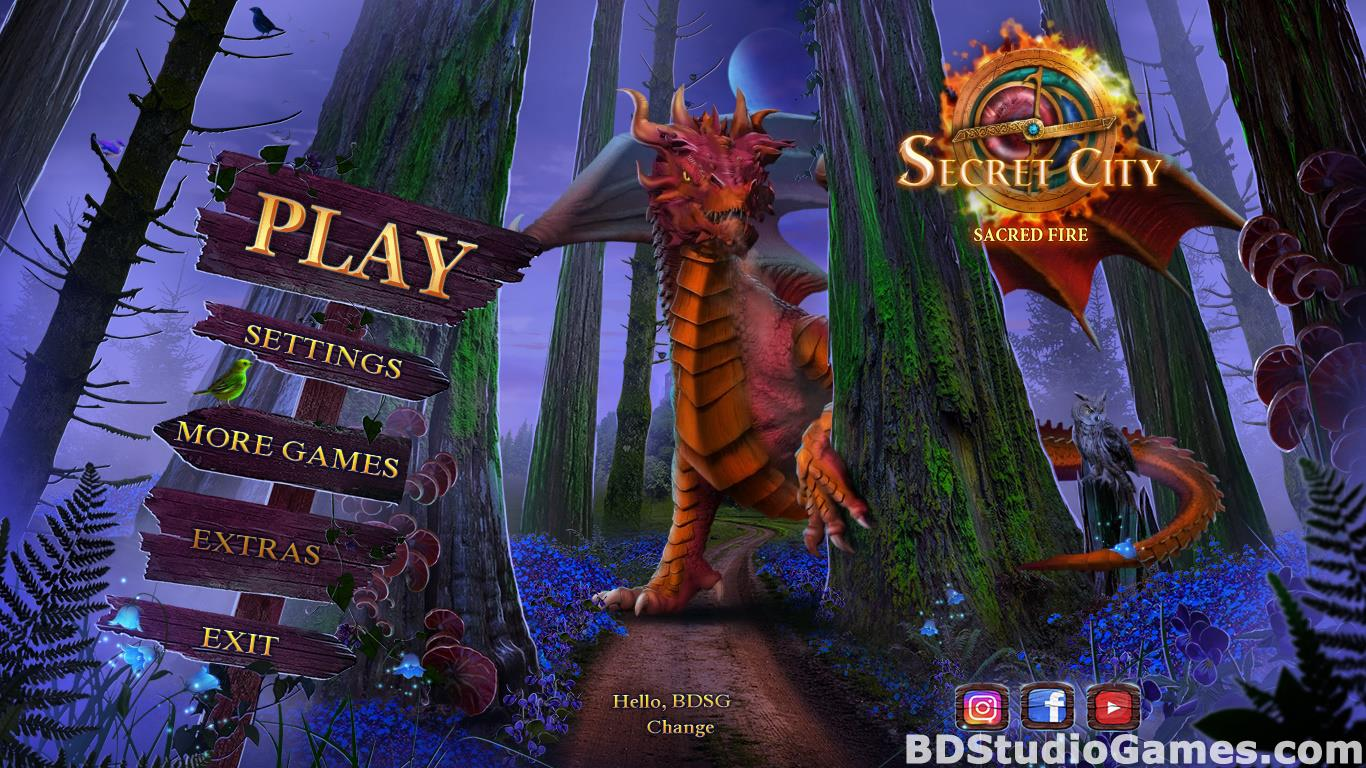 Secret City: Sacred Fire Collector's Edition Free Download Screenshots 02