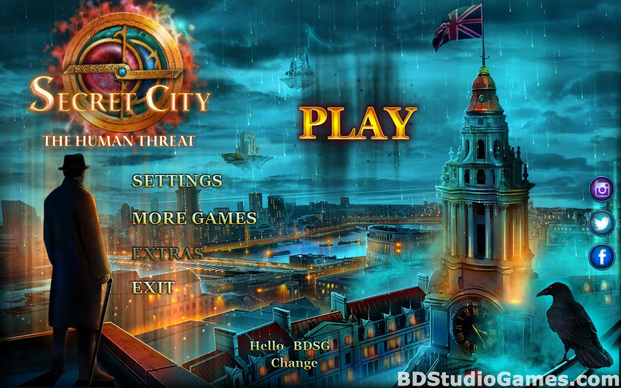 Secret City: The Human Threat Collector's Edition Free Download Screenshots 02