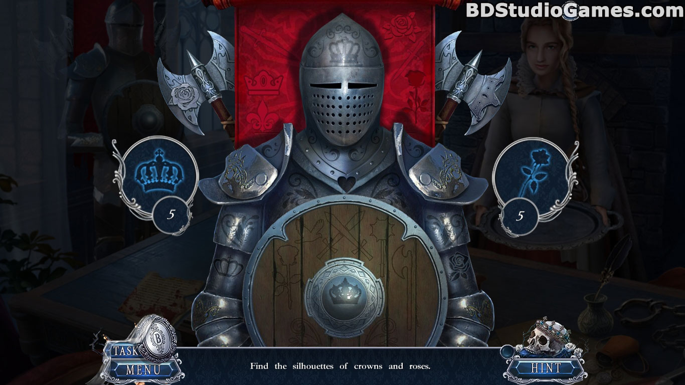 Secrets of Great Queens: Regicide Collector's Edition Free Download Screenshots 4