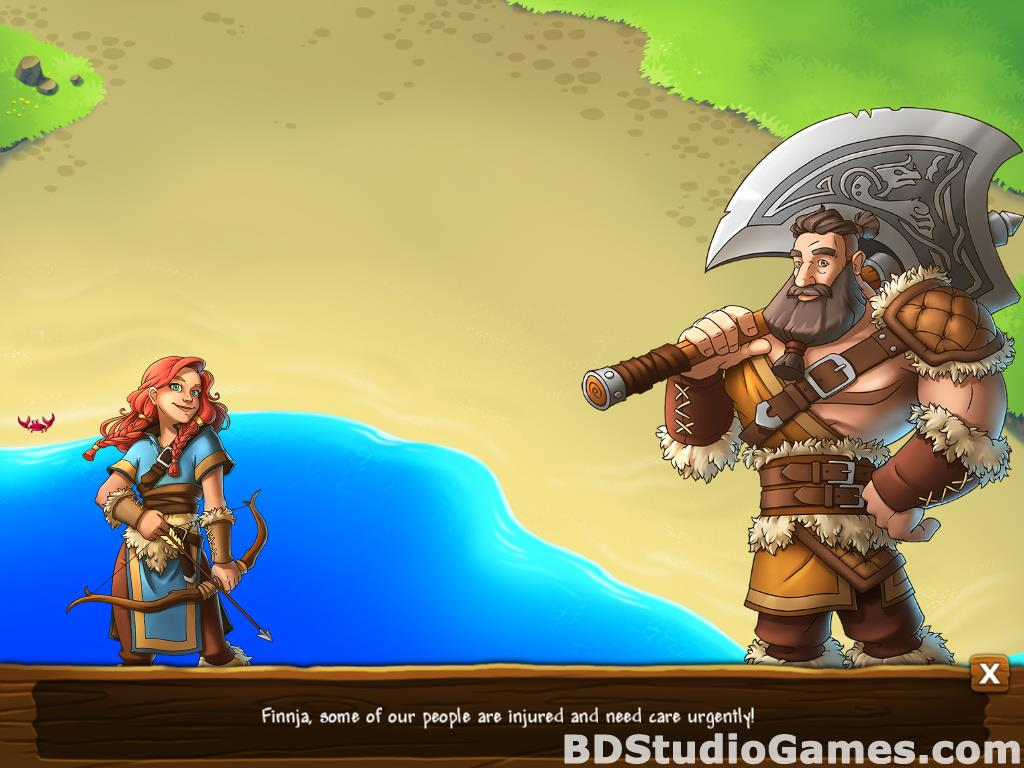 Secrets of the Vikings: Mystery Island Free Download Screenshots 06
