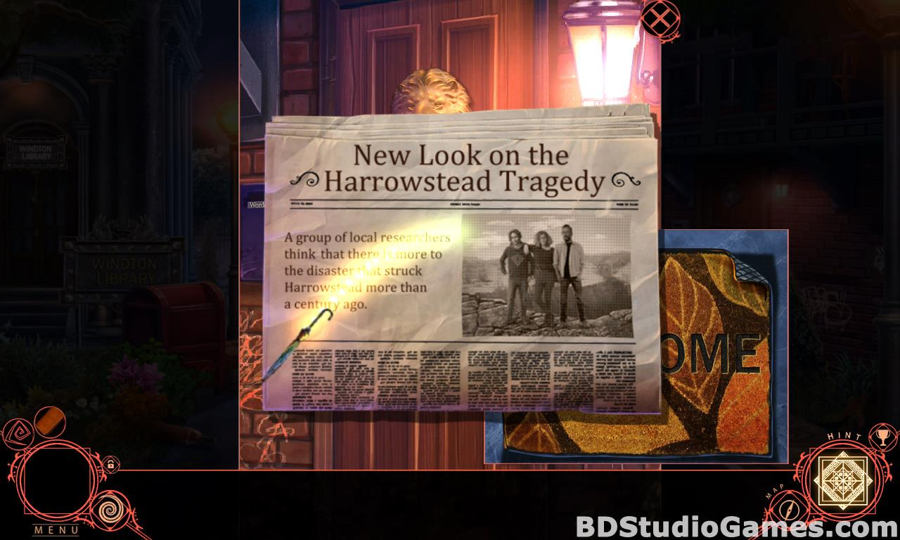 Shadowplay: Harrowstead Mystery Collector's Edition Free Download Screenshots 07