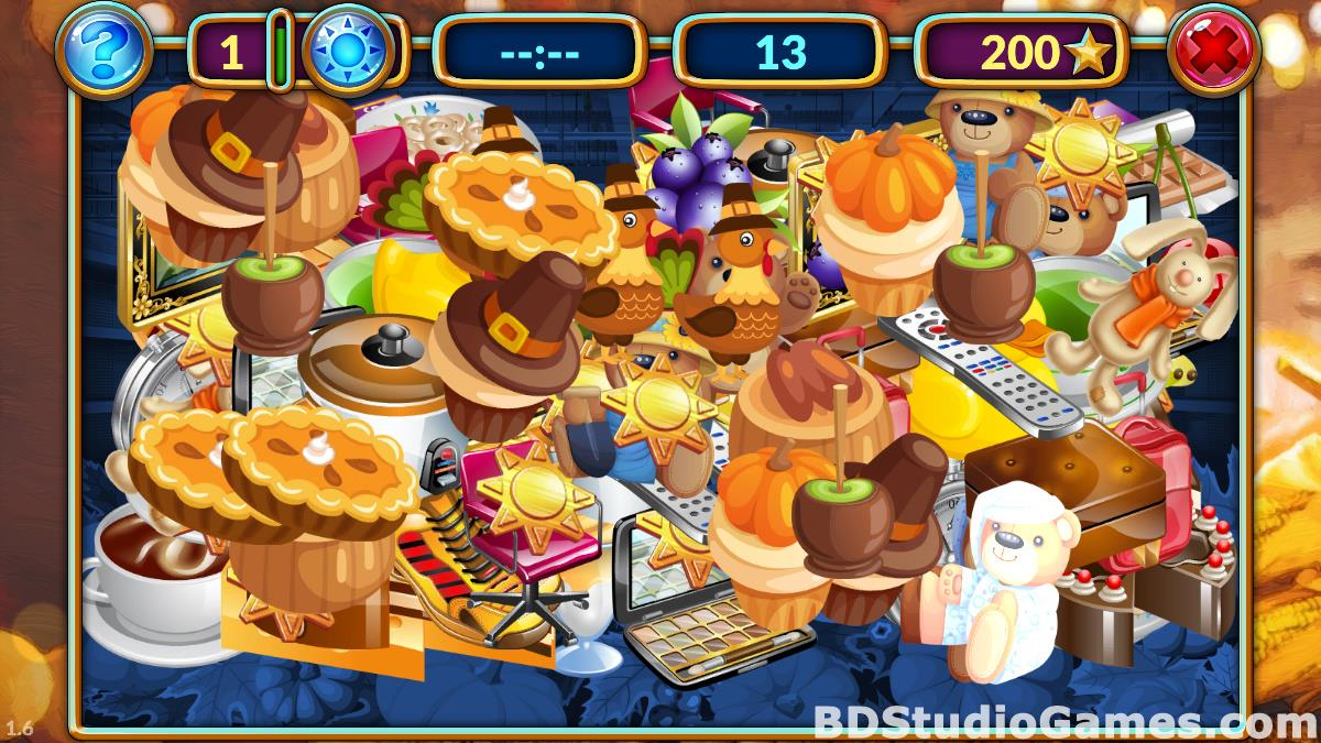 Shopping Clutter 4: A Perfect Thanksgiving Free Download Screenshots 16