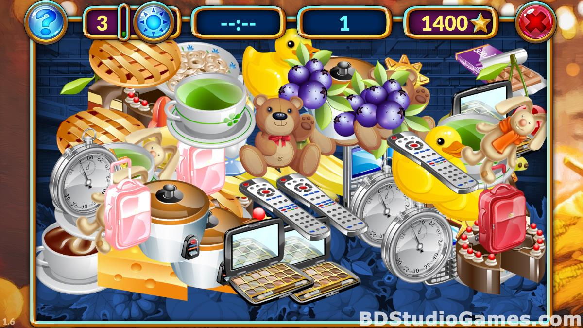 Shopping Clutter 4: A Perfect Thanksgiving Free Download Screenshots 17