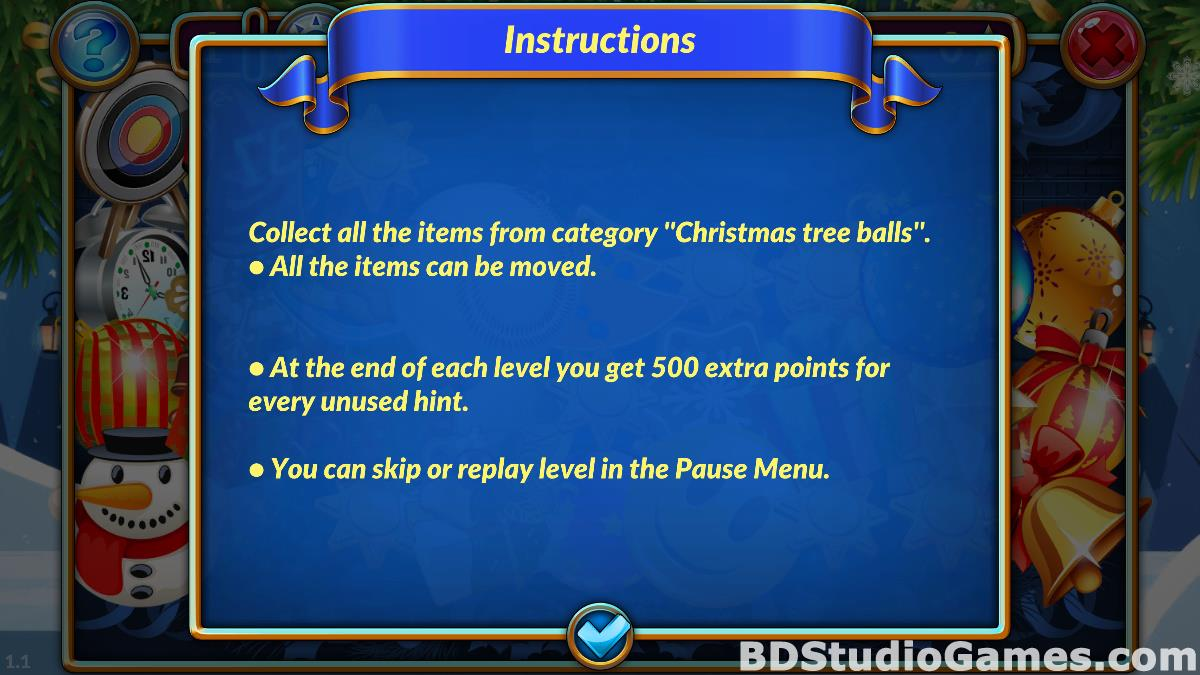 Shopping Clutter 5: Christmas Poetree Free Download Screenshots 06