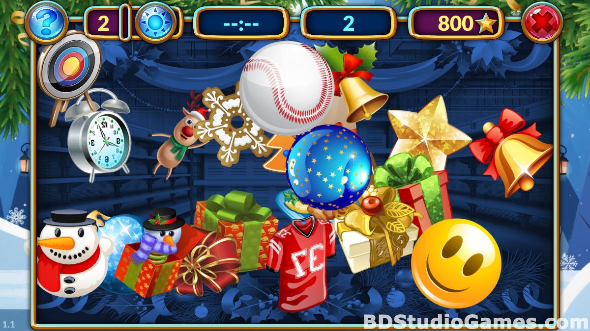 Shopping Clutter 5: Christmas Poetree Free Download Screenshots 09