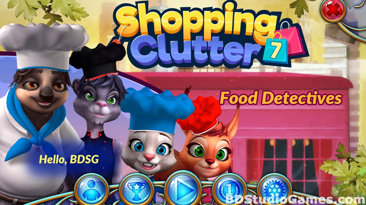 Shopping Clutter 7: Food Detectives Free Download Screenshots 01