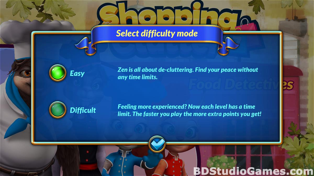 Shopping Clutter 7: Food Detectives Free Download Screenshots 04