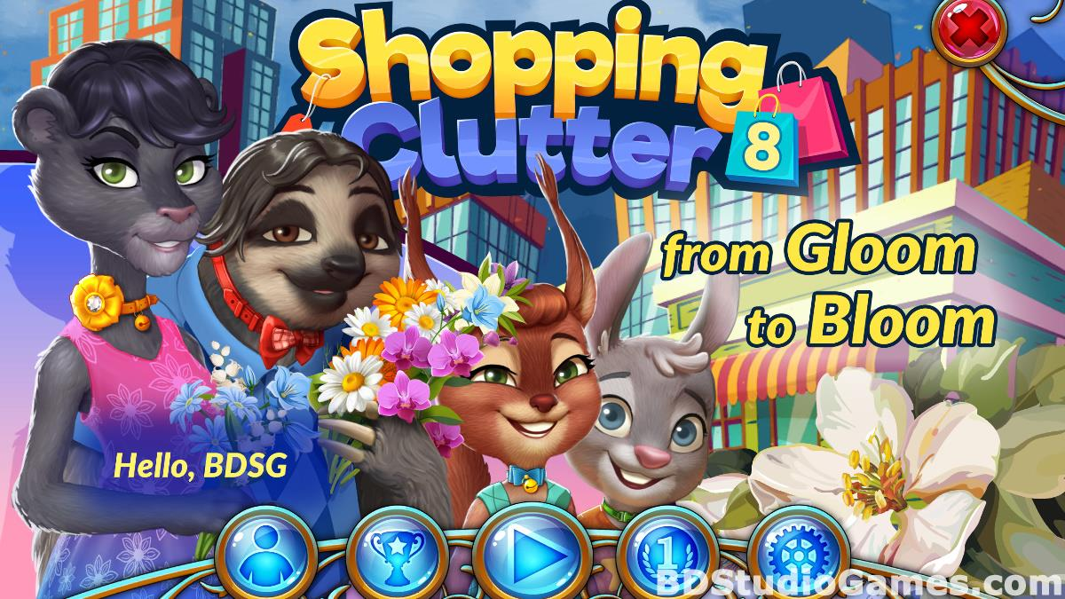 Shopping Clutter 8: from Gloom to Bloom Free Download Screenshots 01