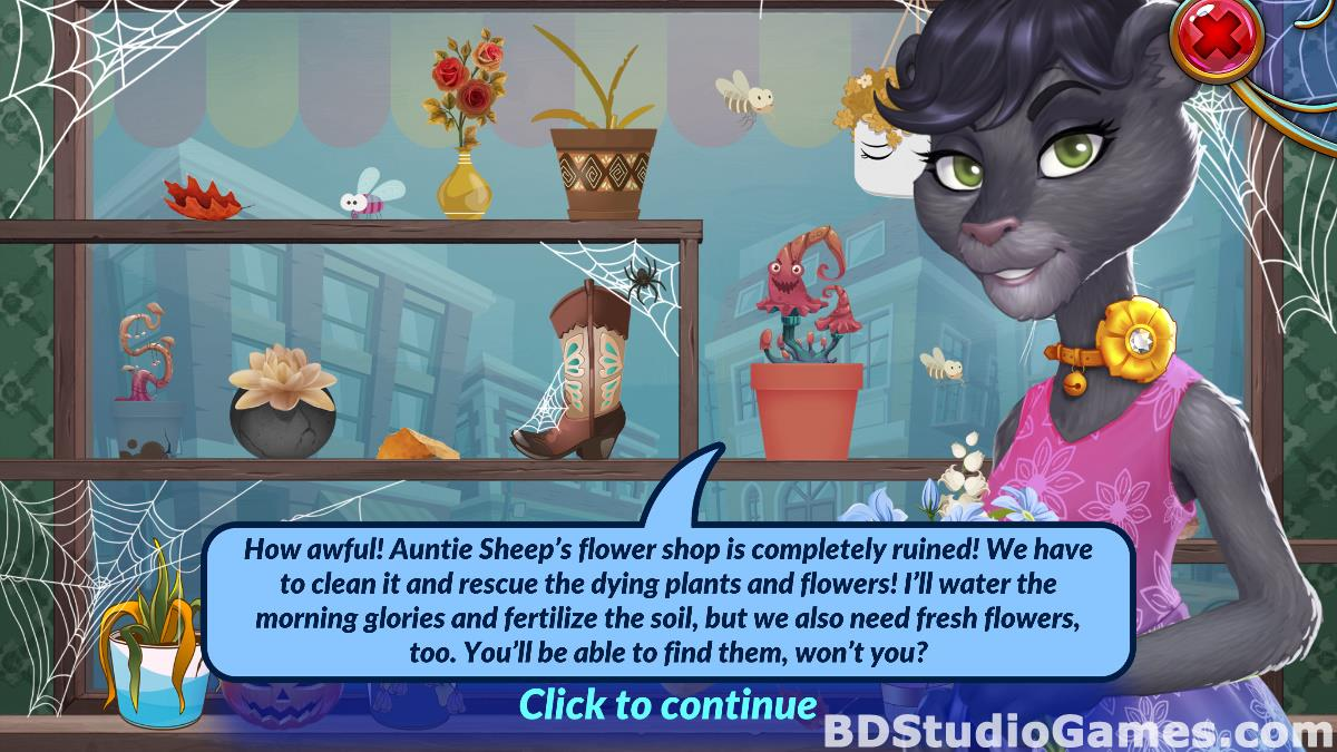 Shopping Clutter 8: from Gloom to Bloom Free Download Screenshots 08