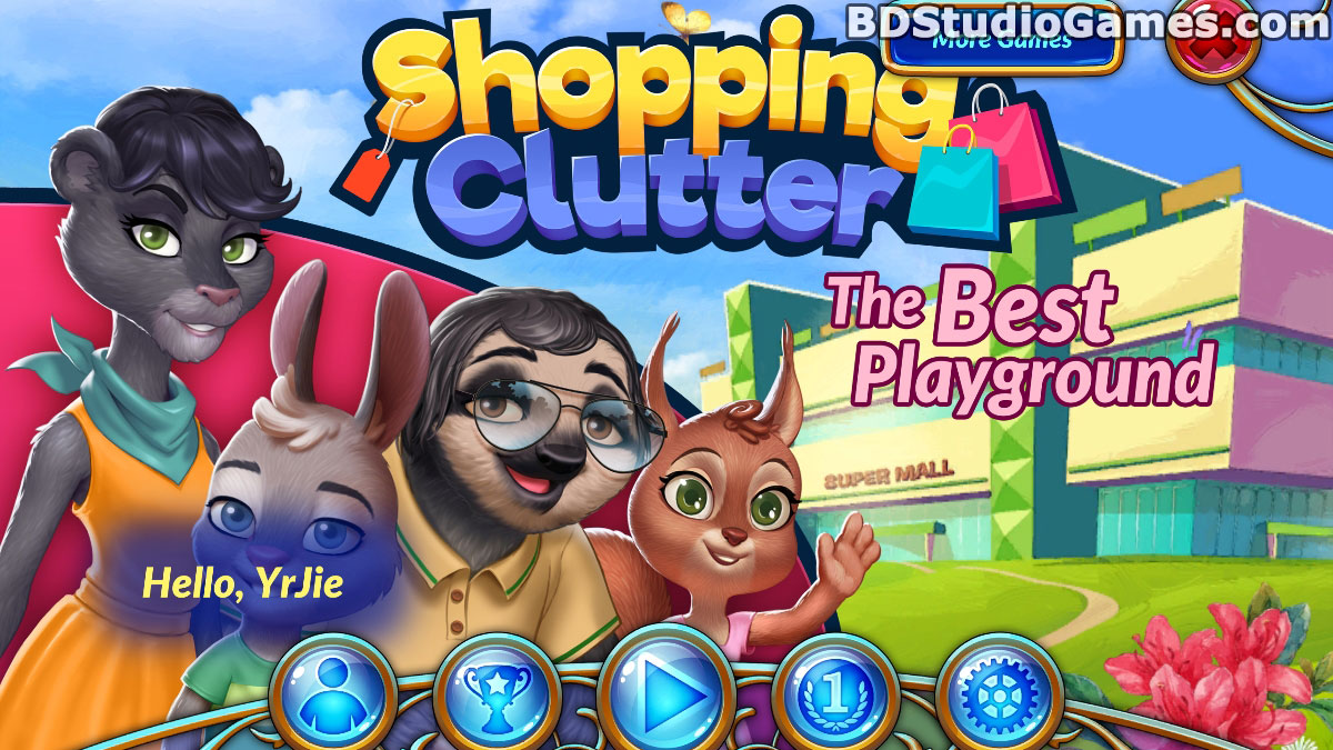 Shopping Clutter: The Best Playground Free Download Screenshots 1
