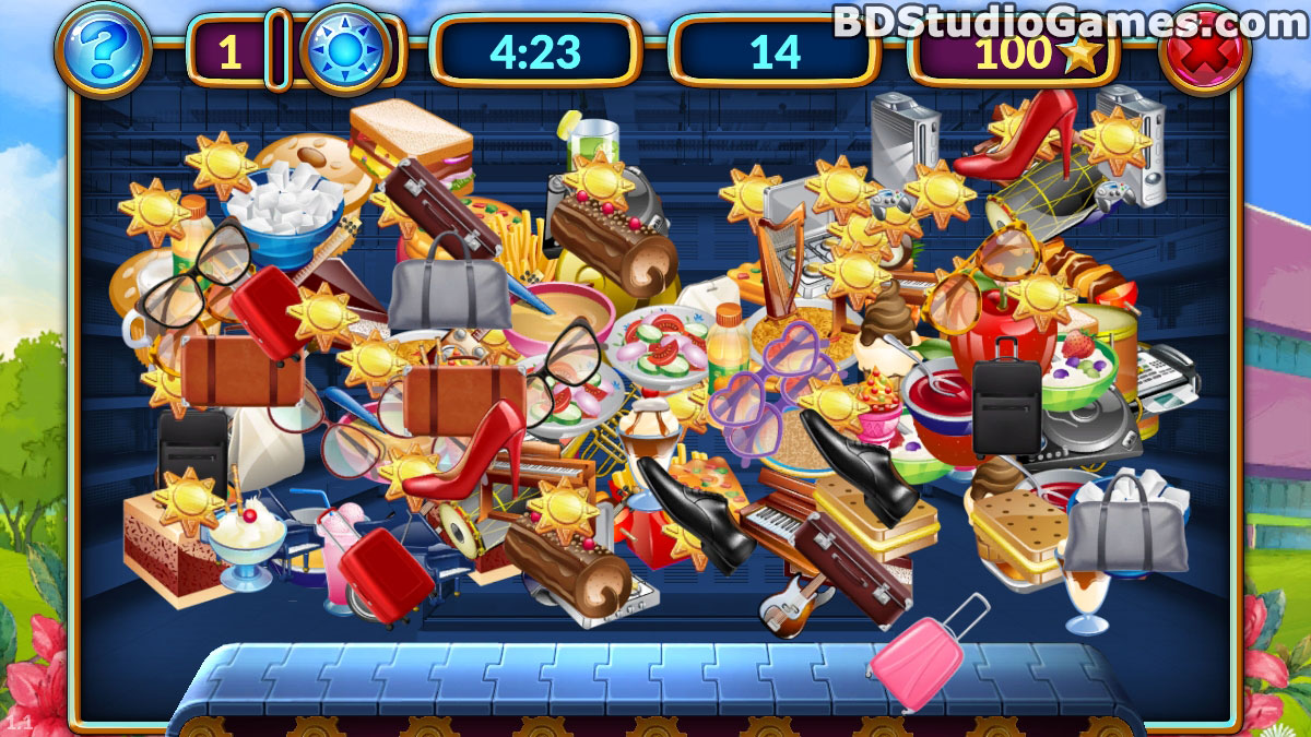 Shopping Clutter: The Best Playground Free Download Screenshots 2