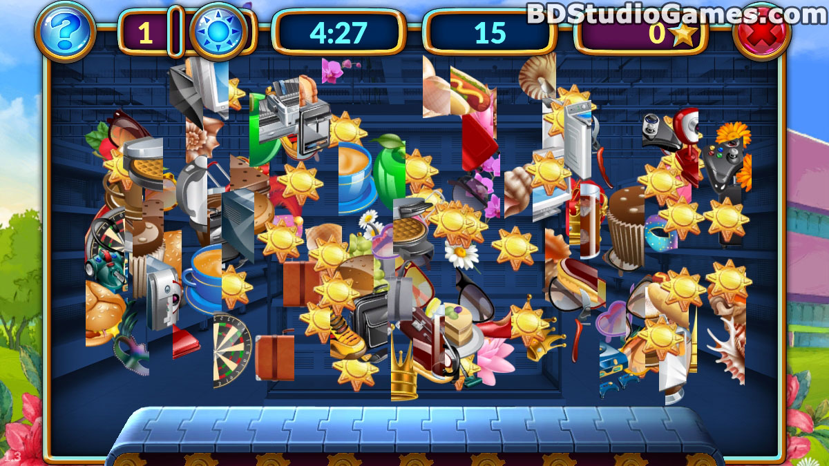 Shopping Clutter: The Best Playground Free Download Screenshots 3