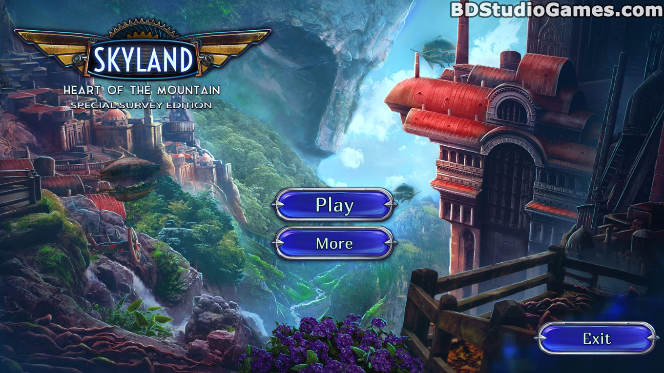 Skyland: Heart of the Mountain Collector's Edition Free Download Screenshots 1