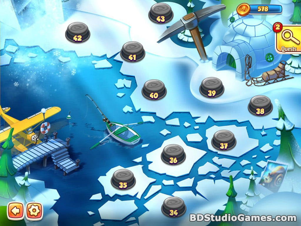 Snoopy Snails 2 Free Download Screenshots 5