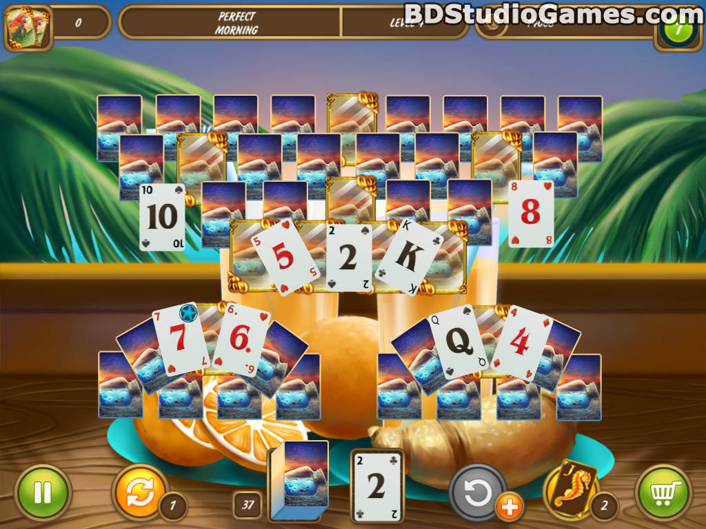 Solitaire Beach Season: A Vacation Time Game Free Download Screenshots 11