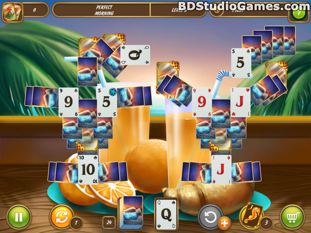 Solitaire Beach Season: A Vacation Time Game Free Download Screenshots 12
