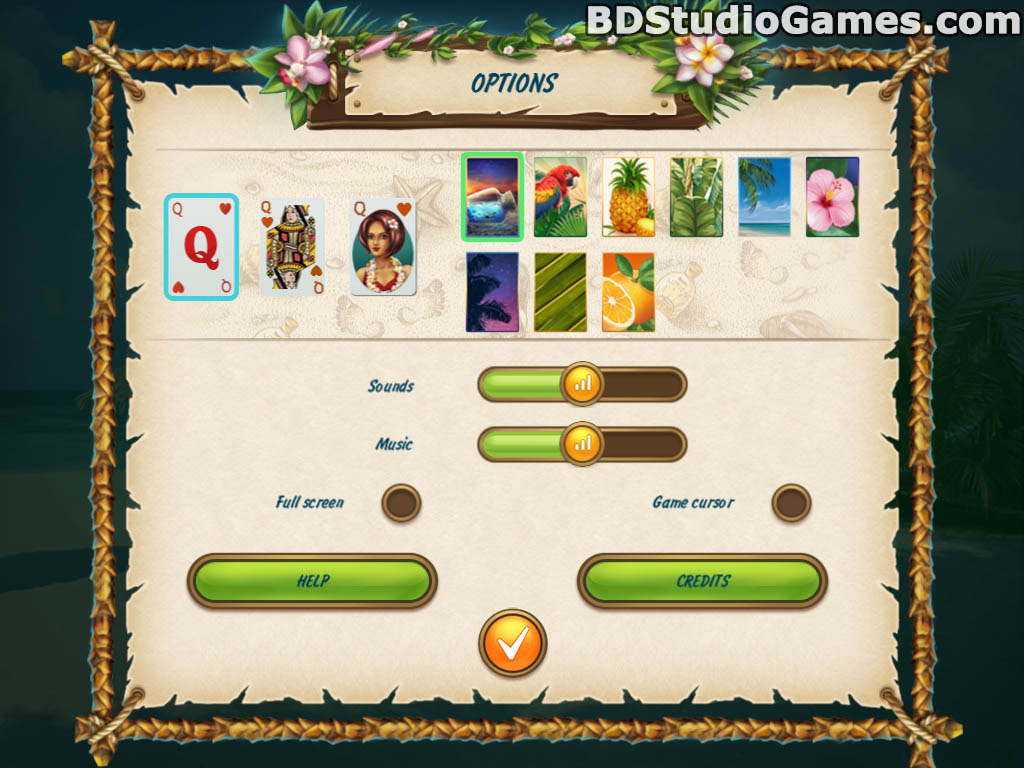 Solitaire Beach Season: A Vacation Time Game Free Download Screenshots 02