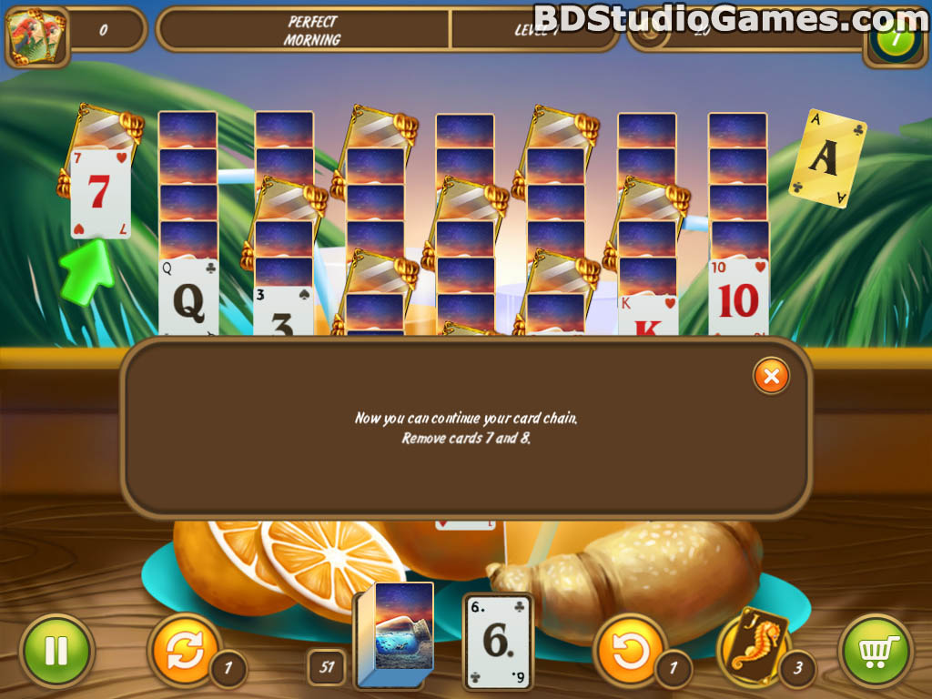 Solitaire Beach Season: A Vacation Time Game Free Download Screenshots 06