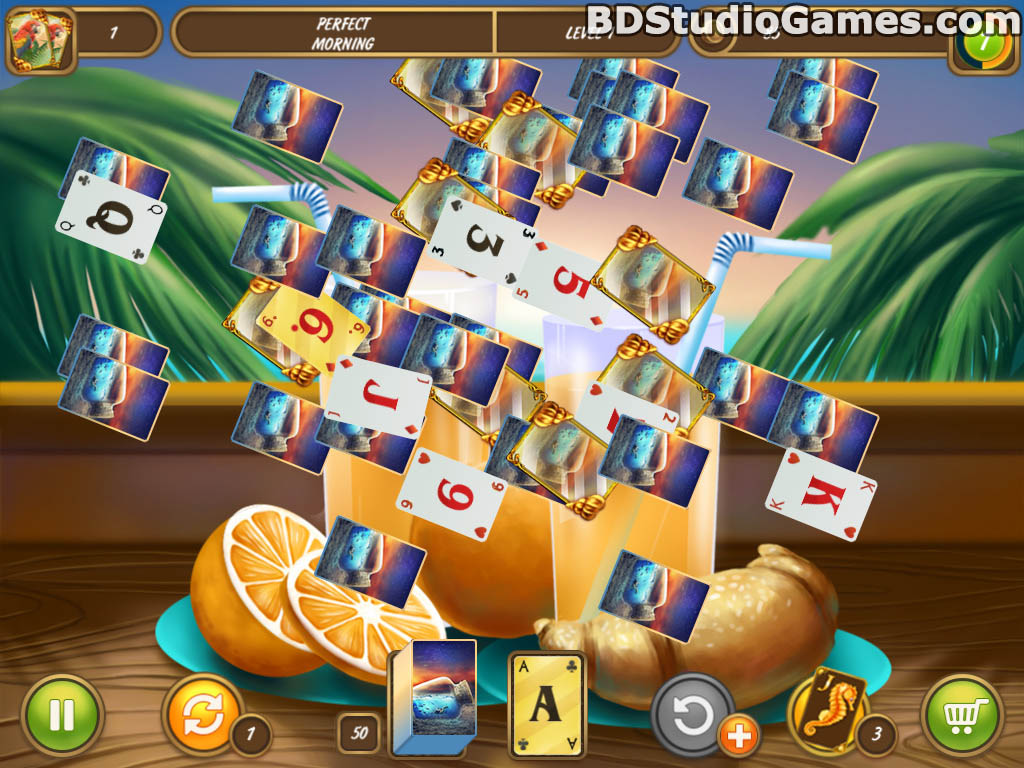 Solitaire Beach Season: A Vacation Time Game Free Download Screenshots 07