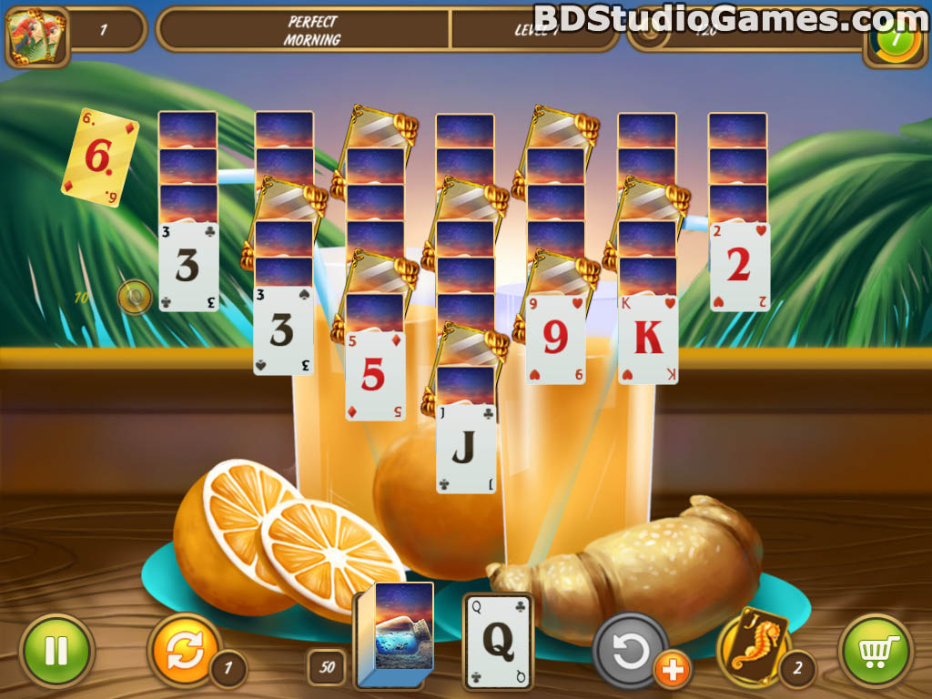 Solitaire Beach Season: A Vacation Time Game Free Download Screenshots 08