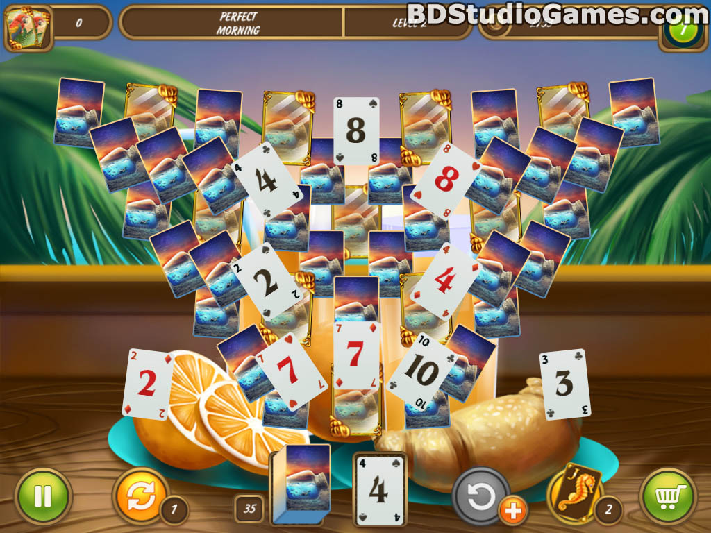 Solitaire Beach Season: A Vacation Time Game Free Download Screenshots 09
