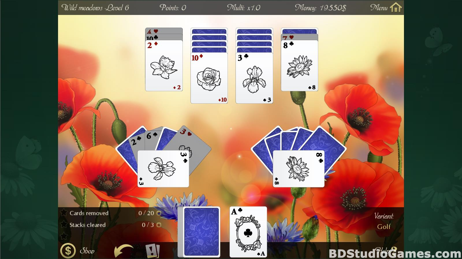Solitaire Beautiful Garden Season Free Download Screenshots 18
