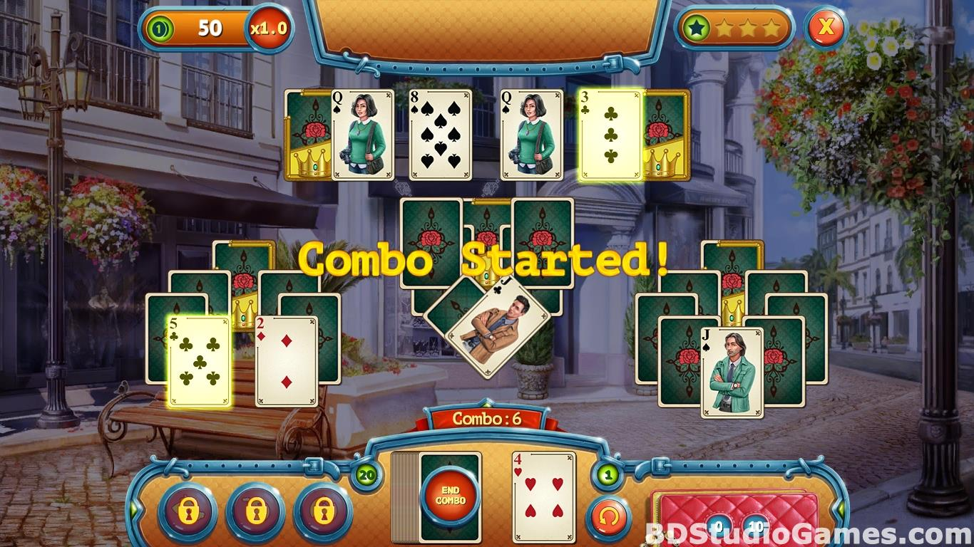 Solitaire Detective 2: Accidental Witness Free Download Screenshots 10