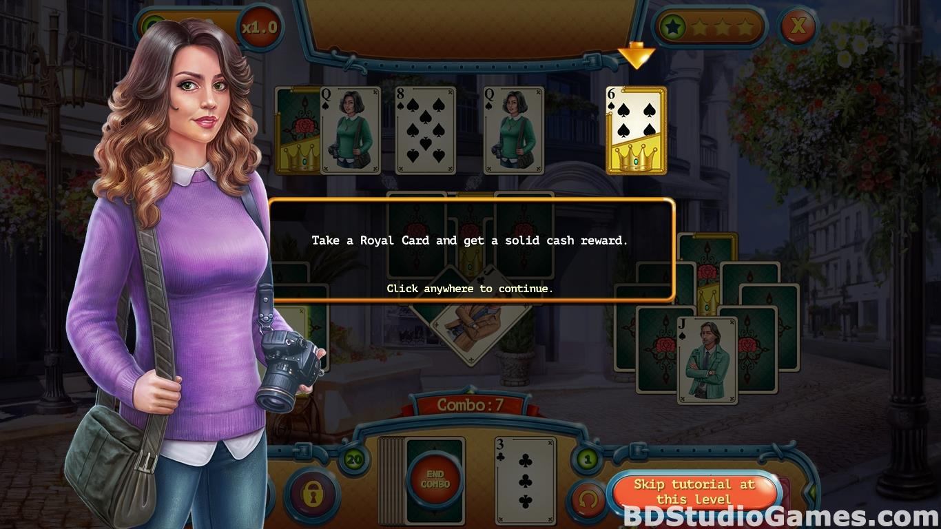 Solitaire Detective 2: Accidental Witness Free Download Screenshots 11
