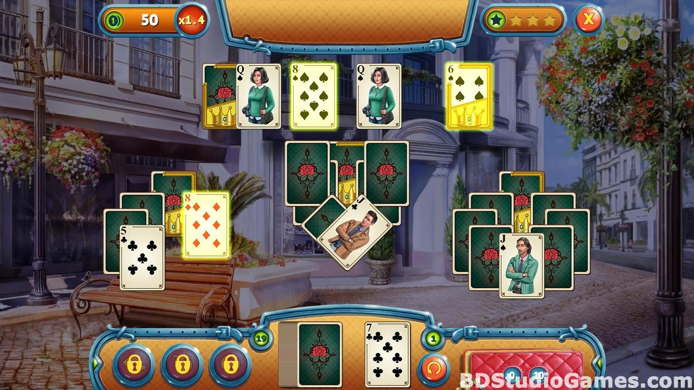 Solitaire Detective 2: Accidental Witness Free Download Screenshots 12