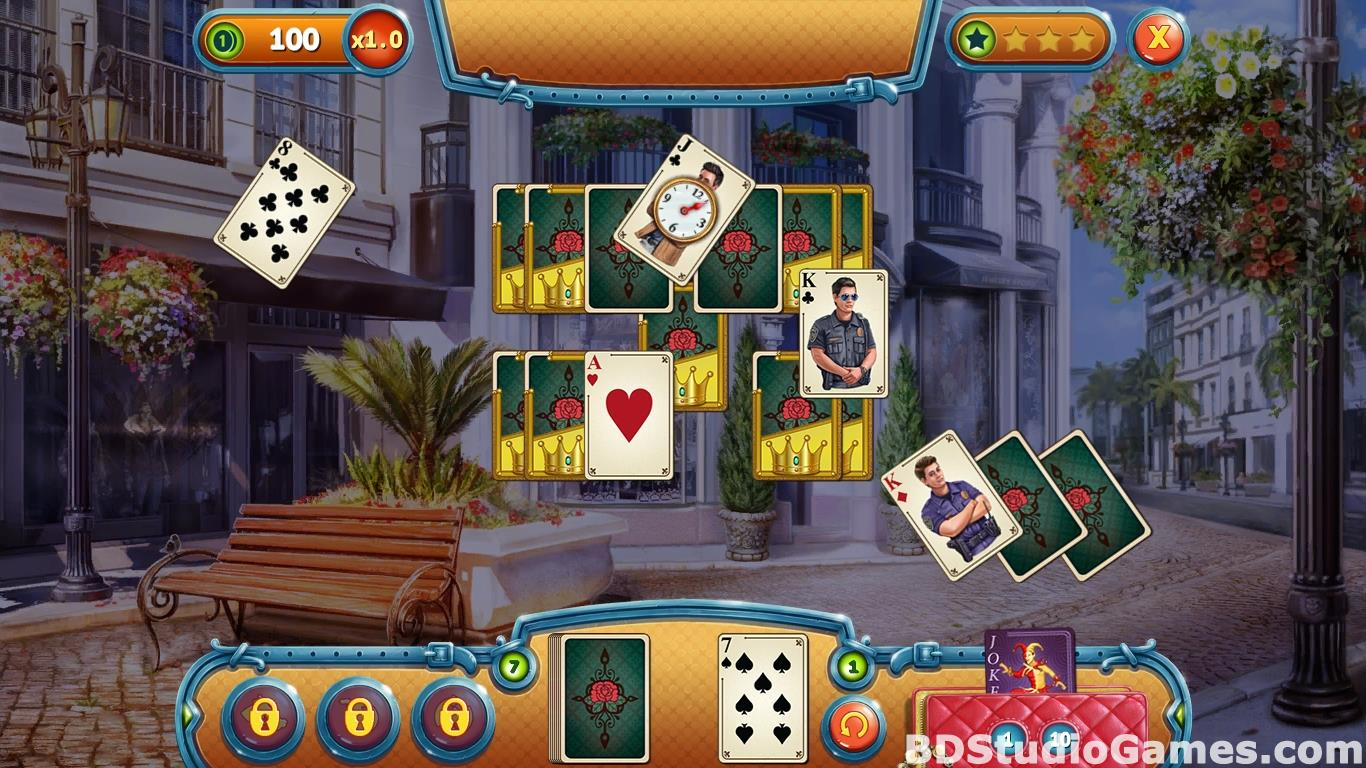 Solitaire Detective 2: Accidental Witness Free Download Screenshots 14
