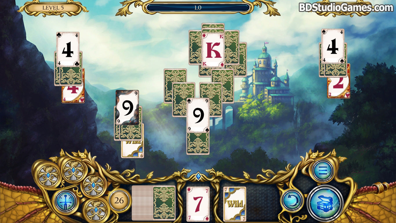 Solitaire Dragon Light Free Download Screenshots 12