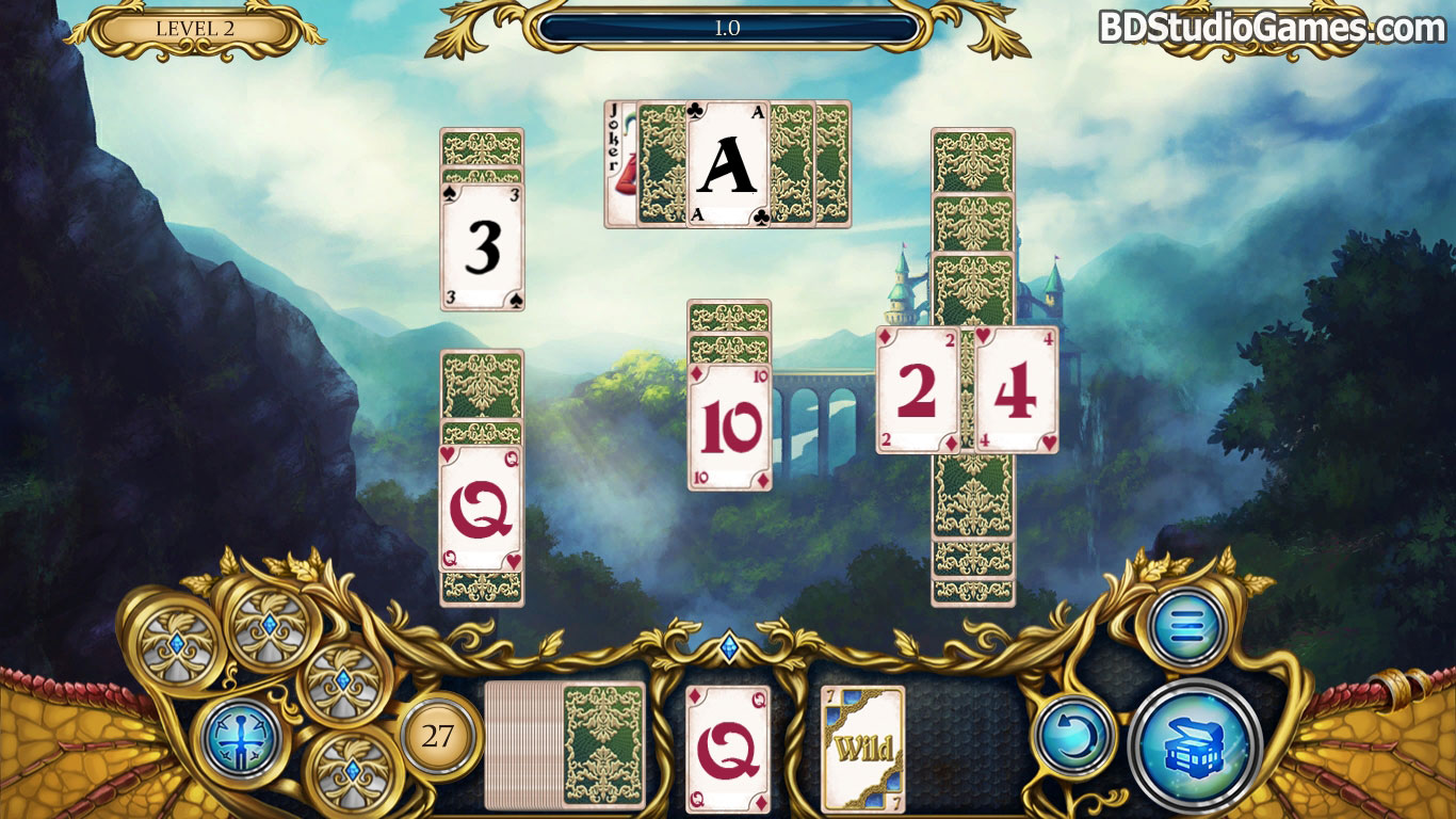 Solitaire Dragon Light Free Download Screenshots 5