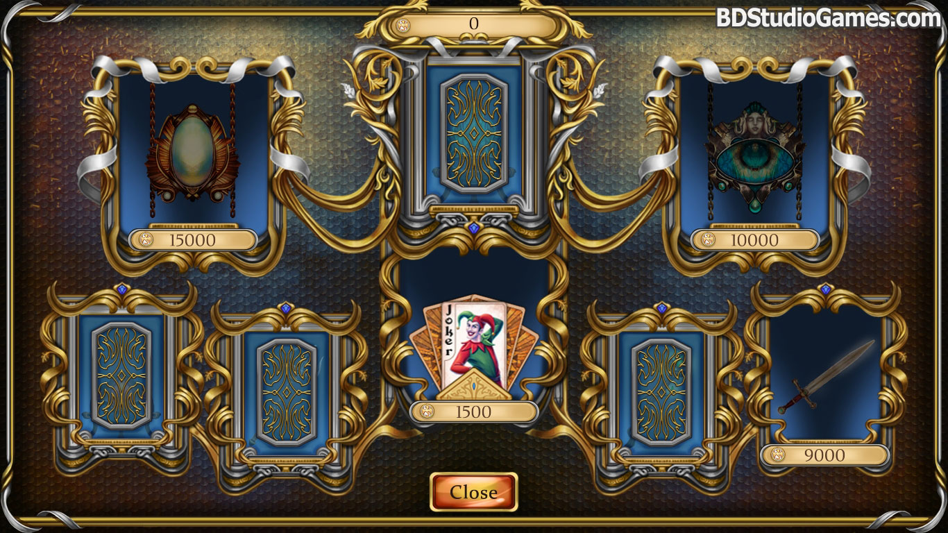 Solitaire Dragon Light Free Download Screenshots 6