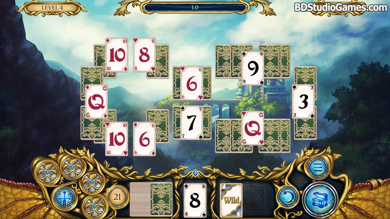 Solitaire Dragon Light Free Download Screenshots 7