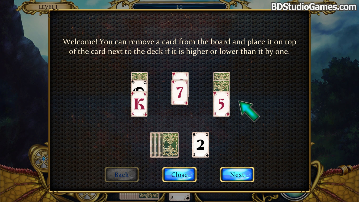 Solitaire Dragon Light Free Download Screenshots 8