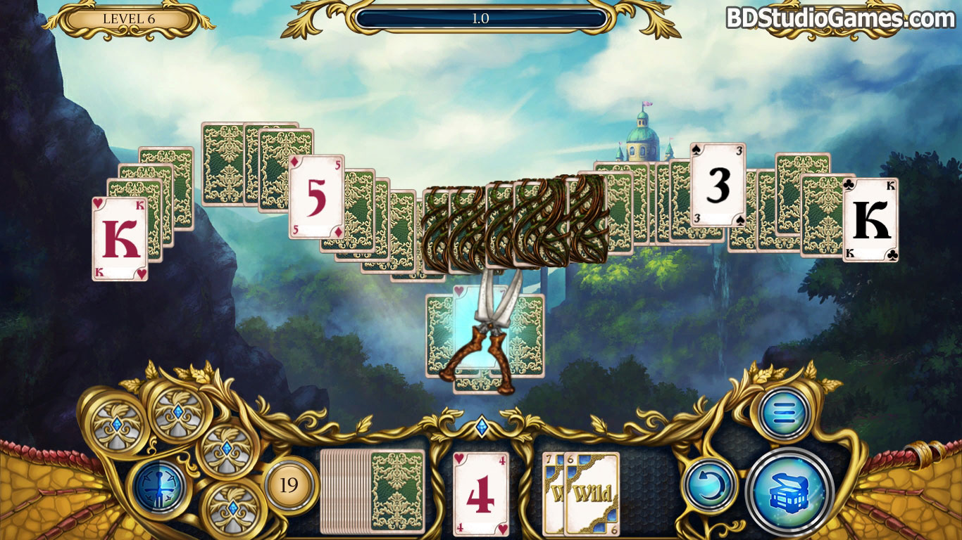 Solitaire Dragon Light Free Download Screenshots 9