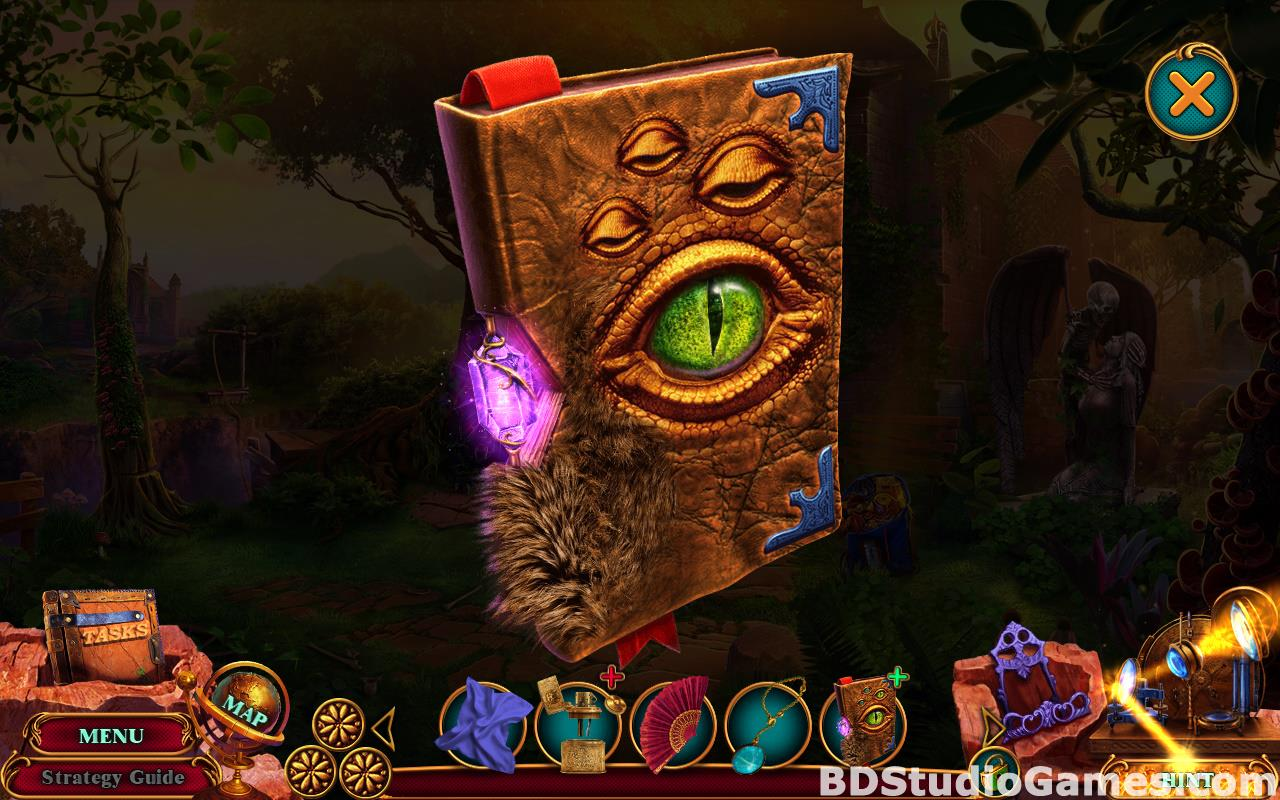 Spirit Legends: Solar Eclipse Collector's Edition Free Download Screenshots 13
