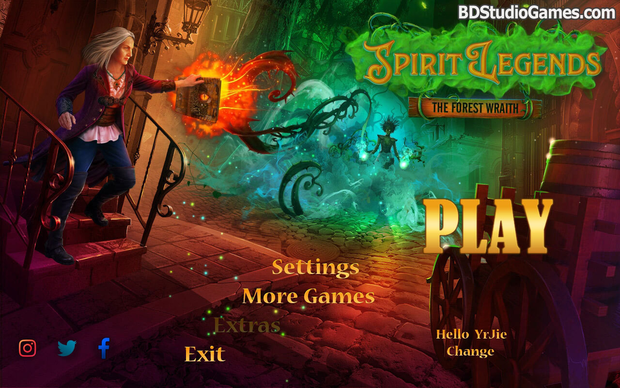 Spirit Legends: The Forest Wraith Collector's Edition Free Download Screenshots 1