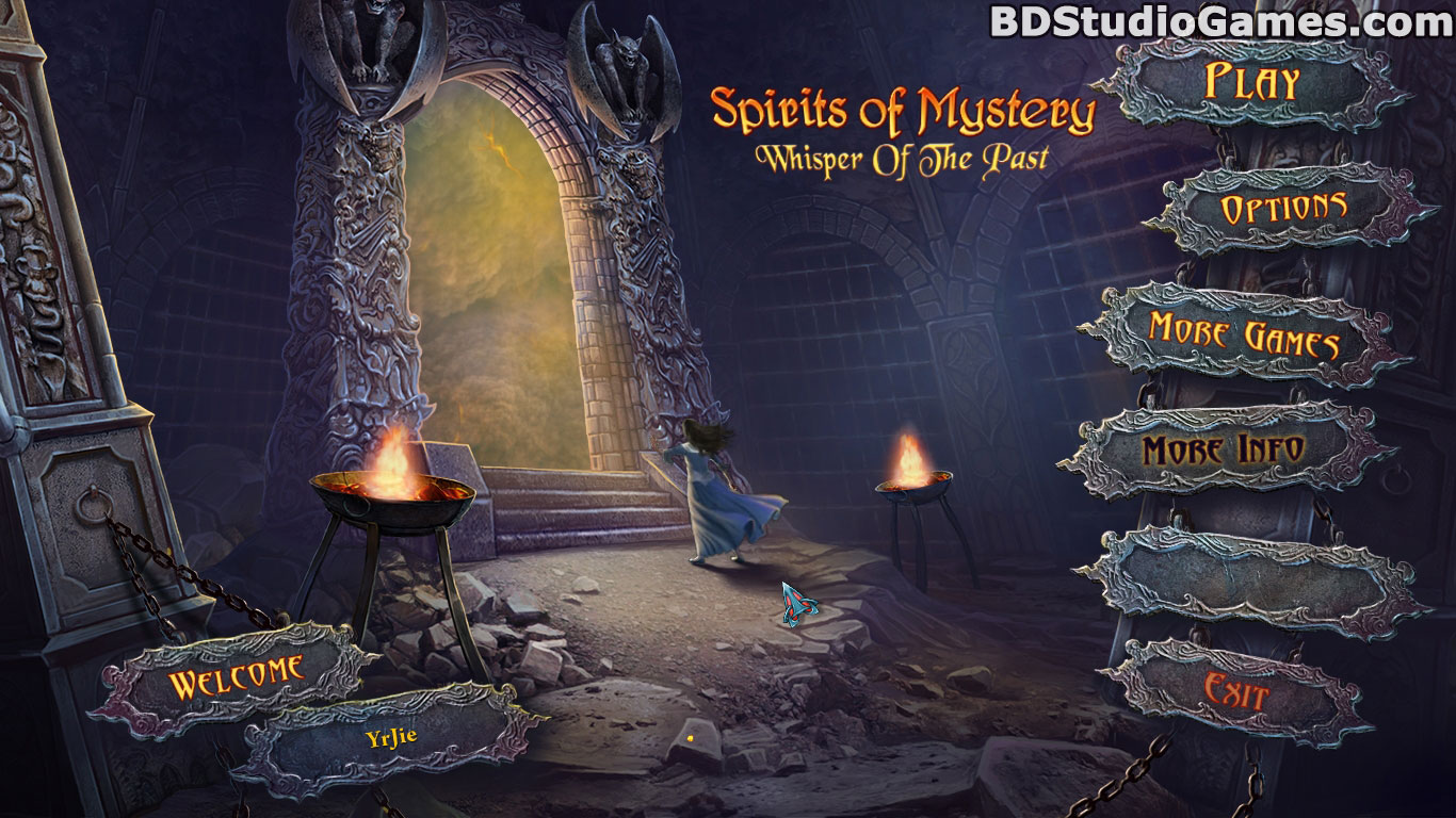 Spirits Of Mystery: Whisper Of The Past Collector's Edition Free Download Screenshots 1