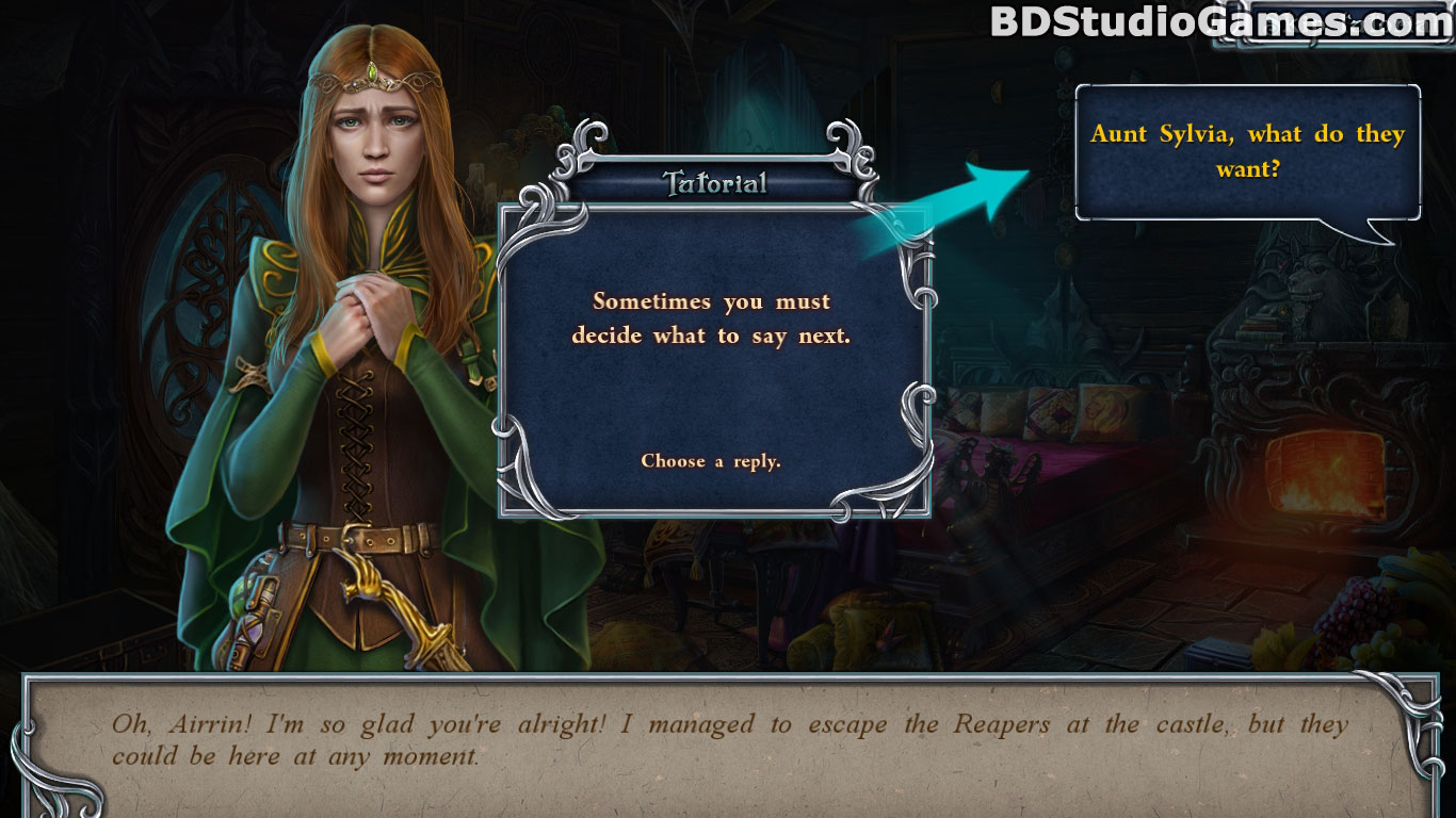 Spirits Of Mystery: Whisper Of The Past Collector's Edition Free Download Screenshots 2