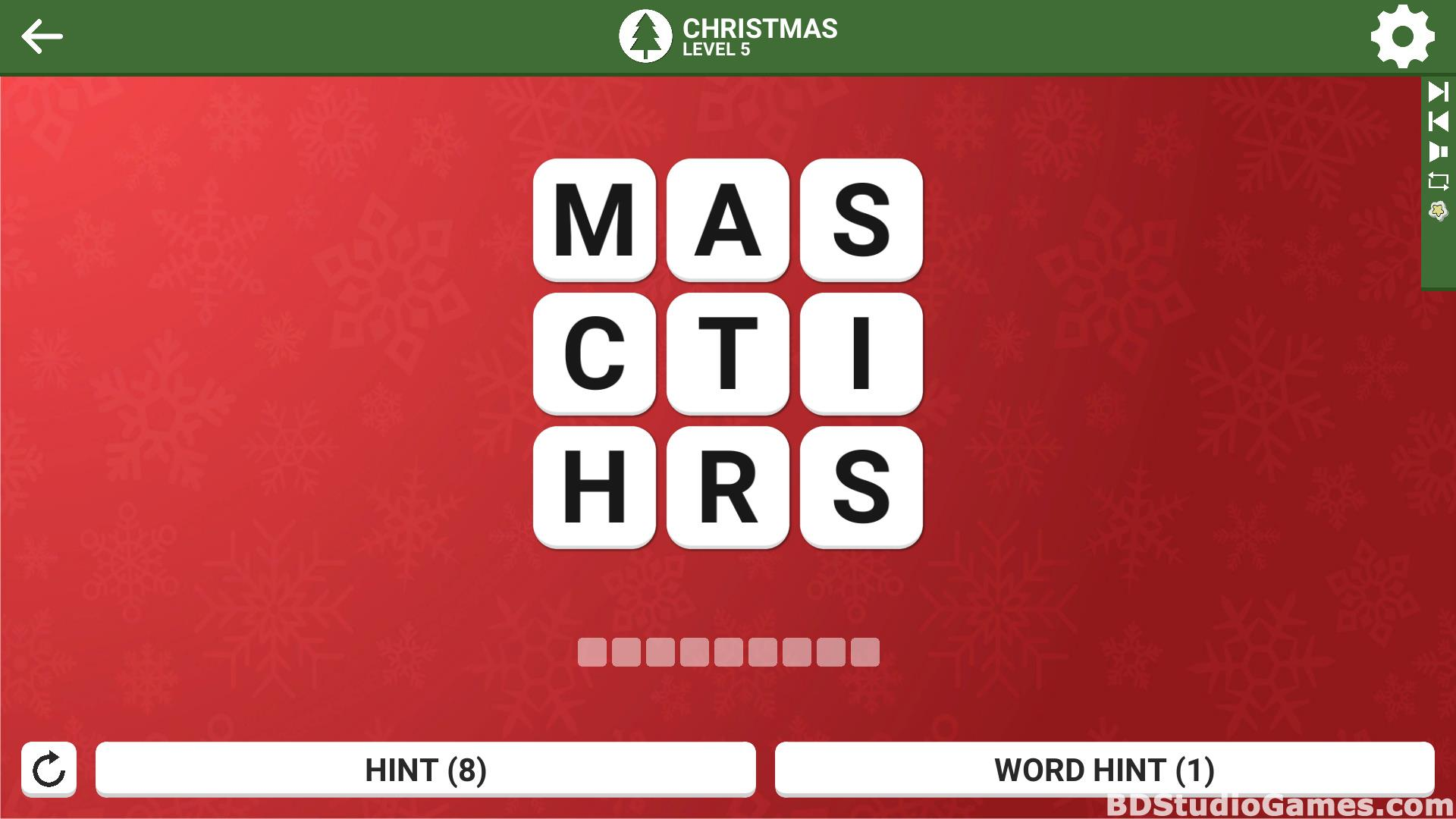 Square Word: Christmas Edition Free Download Screenshots 14